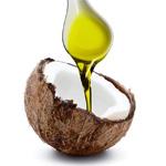 Использование кокосового масла для красоты лица