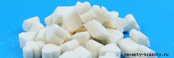 Пилинг сахаром