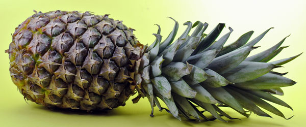 Очищающие маски с ананасом