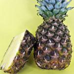 Маски для лица и волос из ананаса